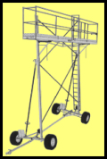 Rustgo Scaffold Unit